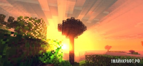 Мод Ancient Trees для Майнкрафт 1.9.4