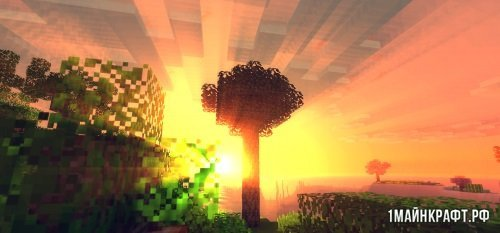Мод Ancient Trees для Майнкрафт 1.11.2