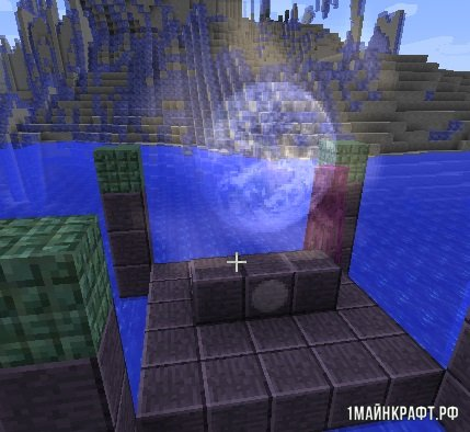 Мод Elemental Dimensions для Майнкрафт 1.11.2