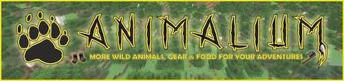 Мод Animalium для Майнкрафт 1.10.2