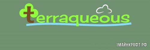 Мод Terraqueous для Майнкрафт 1.11.2