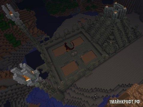 Мод Welcome to the Jungle для Майнкрафт 1.7.10