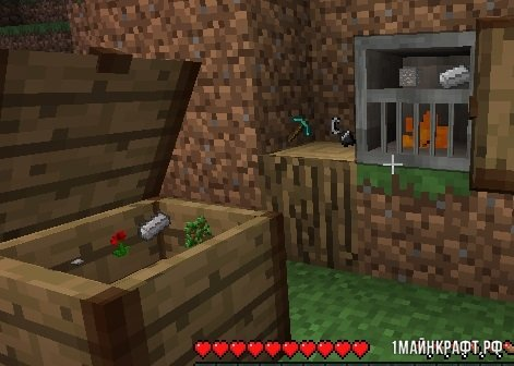 Мод Immersive Craft для Minecraft 1.12