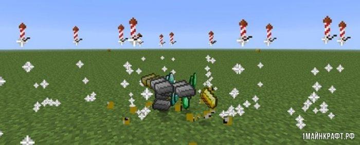 скачать мод лаки блок на minecraft 1 7 10