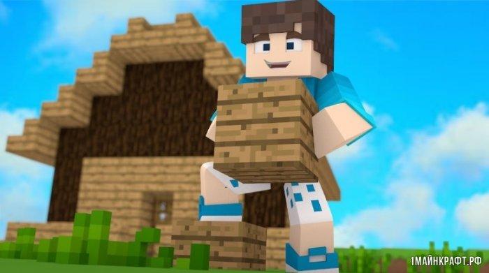Мод WorldEdit для Minecraft 1.12.1