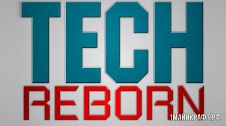 Мод TechReborn для Minecraft 1.12.1
